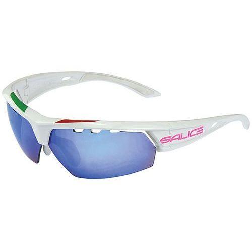 Okulary słoneczne 005 ita lm-team lampre edition polarized wtitalm/rwp marki Salice