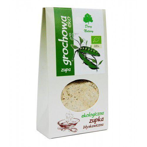Zupka błyskawiczna w proszku grochowa bio 30 g - dary natury, marki Dary natury - inne bio