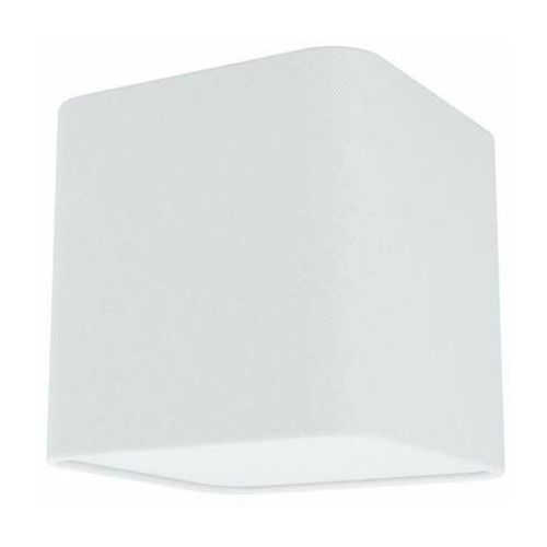 Eglo posaderra 99299 plafon lampa sufitowa 1x28w e27 biały (9002759992996)
