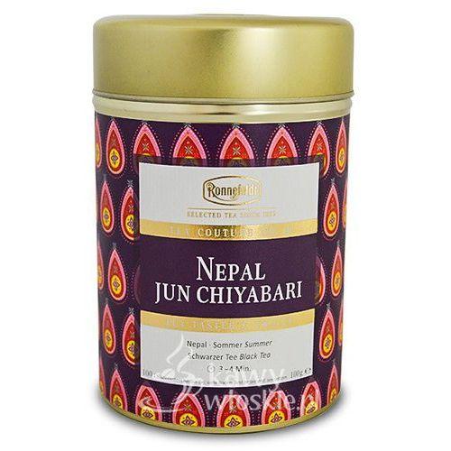Czarna herbata Ronnefeldt Couture Nepal Jun Chiyabari 100g - sprawdź w wybranym sklepie