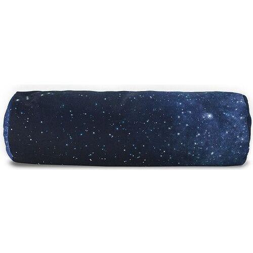 Poduszka z wypełnieniem z łusek gryki Foonka 50 x 15 cm wałek Niebo Północne (5903002081808)