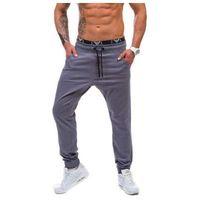Spodnie baggy męskie grafitowe denley 0399 marki Athletic