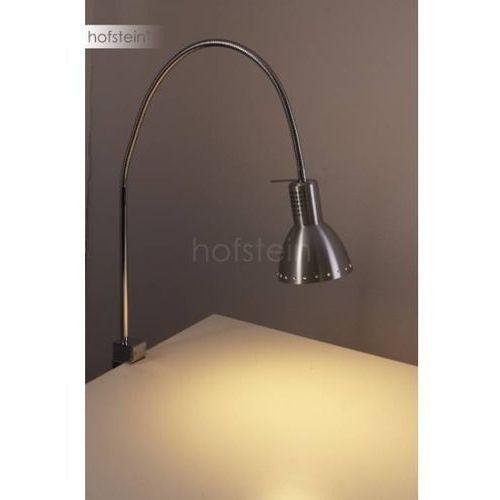 Oświetlenie honsel Honsel pittsburgh lampa stołowa chrom, aluminium, 1-punktowy (4001133935517) - OKAZJE