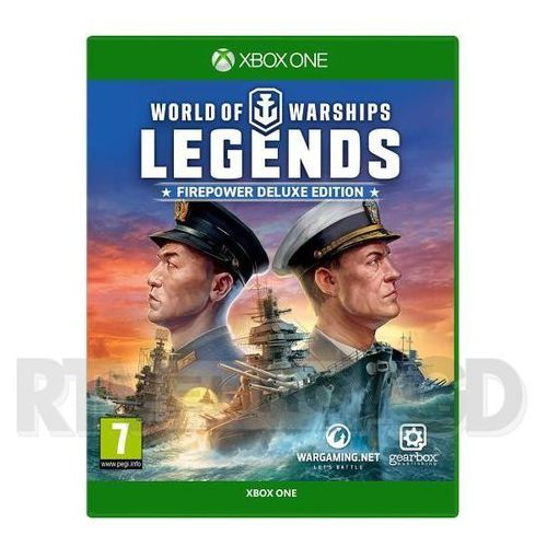 World Of Warships Legend (Xbox One)