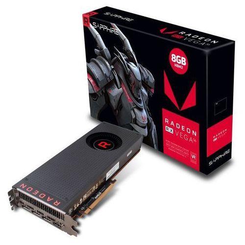 Sapphire Radeon RX Vega56 8G HBM2 21276-00-20G - odbiór w 2000 punktach - Salony, Paczkomaty, Stacje Orlen