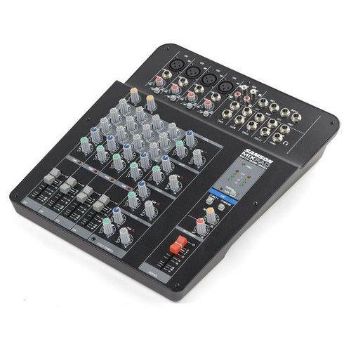 mixpad® mxp124 mikser stereofoniczny wyprodukowany przez Samson