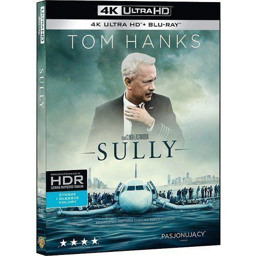 Sully (4K Ultra HD) (Blu-ray) - Clint Eastwood DARMOWA DOSTAWA KIOSK RUCHU (7321999344948)