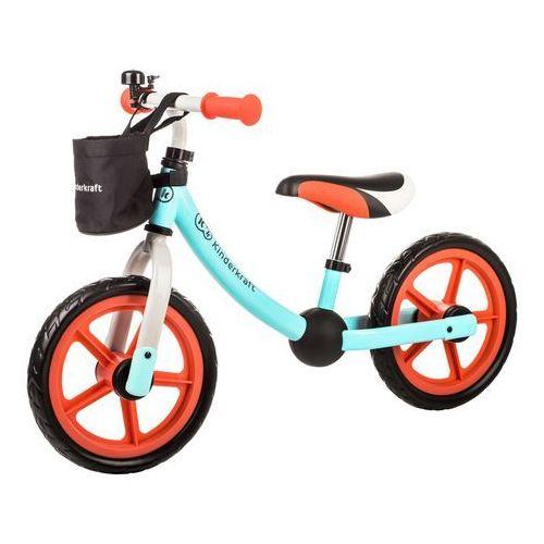 Rowerek biegowy Kinderkraft 2WAY NEXT (2 kolory), kup u jednego z partnerów