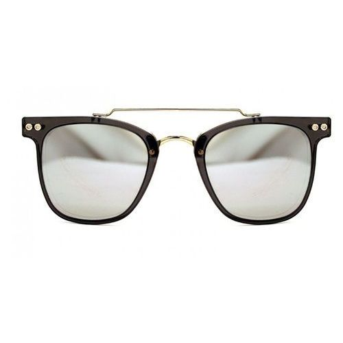 Okulary Słoneczne Spitfire Ftl Select Double Lens Clear/Black/Silver Mirror