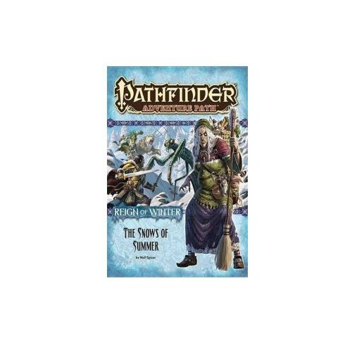Pathfinder Adventure Path: Reign of Winter Part 1 - The Snow (9781601254924)