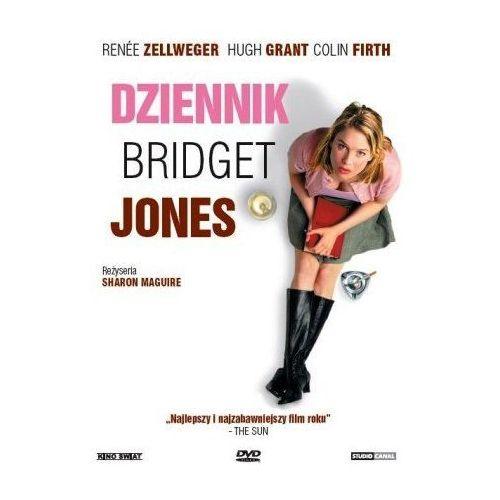 Dziennik bridget jones [dvd] marki Kino świat