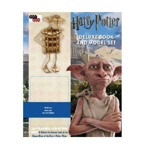 Harry Potter: House-Elves Deluxe Book and Model Set Warner Brothers Studio