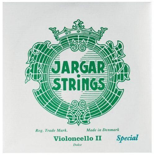 Jargar (638888) struna do wiolonczeli - D ′′Special′′ - Medium