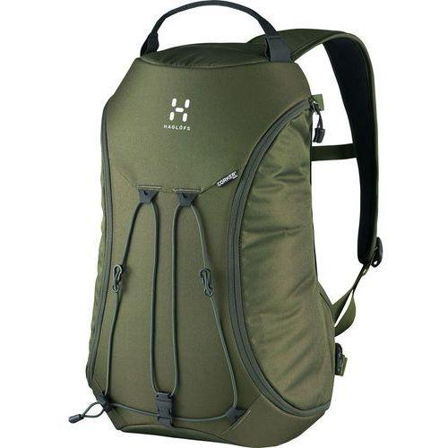 Haglöfs corker medium plecak 18 l oliwkowy 2018 plecaki szkolne i turystyczne (7318841029894)