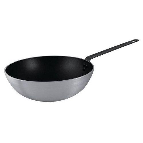 Teflonowy wok | 30(Ø)x(h)9,3cm marki Vogue