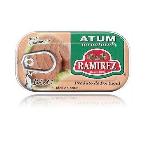 Portugalski stek z tuńczyka w sosie własnym 120g marki Ramirez