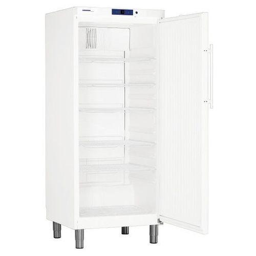 Szafa chłodnicza gn 2/1 z dynamicznym chłodzeniem biała, 750x750x1864 mm, 437 l   , gkv-5710 marki Liebherr