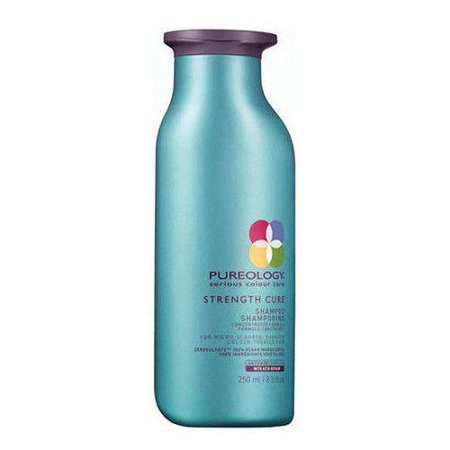 Redken Pureology Pure Strength Cure Shampoo 250ml W Szampon do włosów farbowanych