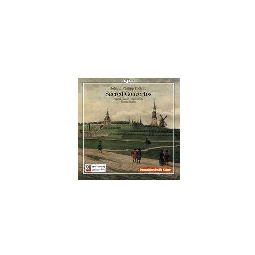 Cpo Dialogs, psalms & sacred concertos