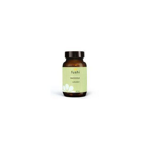 BIO Rhodiola Rosea - Różeniec górski 400 mg (60 kaps.) Fushi (5055757931935)