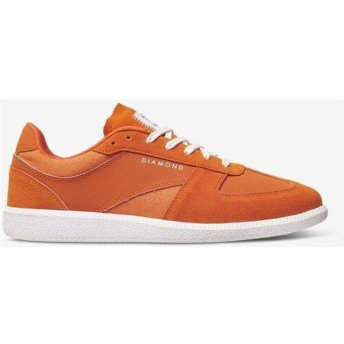 buty DIAMOND - Milan Lx Burnt Orange (BORG) rozmiar: 44, kolor pomarańczowy