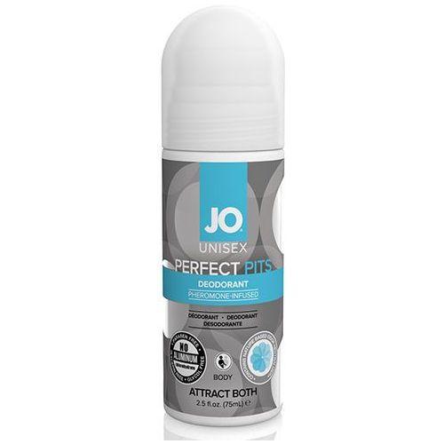Jo Antyperspirant z feromonami - system perfect pits unisex pheromone deodorant 74 ml