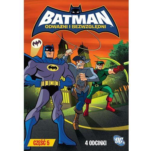 Batman: odważni i bezwzględni cz. 5 marki Warner bros.