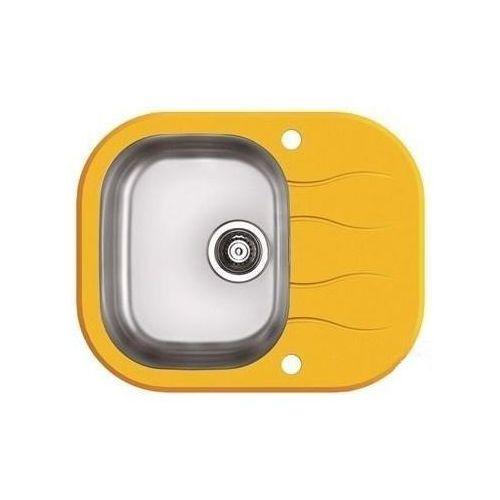 Zlewozmywak ALVEUS Wave 10 1102934 Żółty