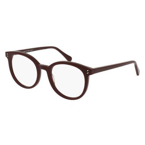 Okulary korekcyjne sc0081o 004 marki Stella mccartney