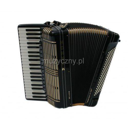 morino+ iv 120 de luxe akordeon (czarny) marki Hohner