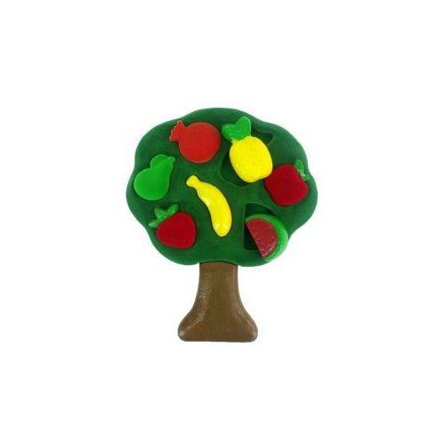 Rubbabu Sorter 3d kształty owoce (8904001201553)