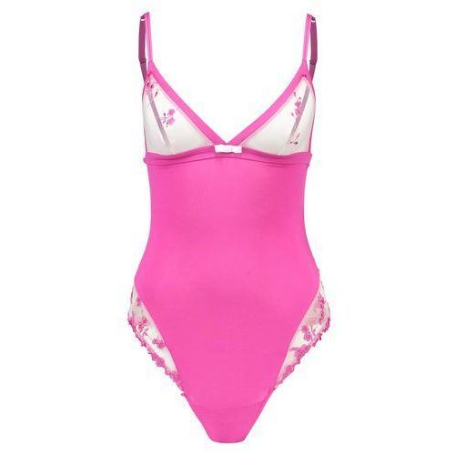 Cosabella Body very berry /pritine ivory, kolor fioletowy