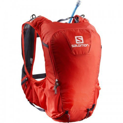 74ed90ff2ea54 Salomon Plecak skin pro 15 set fiery red