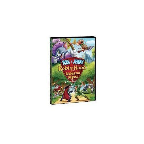 Galapagos Film  tom i jerry, robin hood i jego księżna mysz tom & jerry: robin hood and his merry mouse (7321909321601)