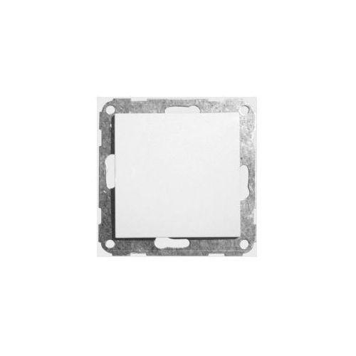 Hager polo Fiorena. element zaślepiający biały 22011502  (5901241221573)
