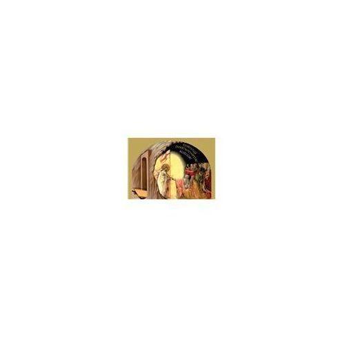 Edycja św. pawła Karnet z kopertą wielkanoc złocony