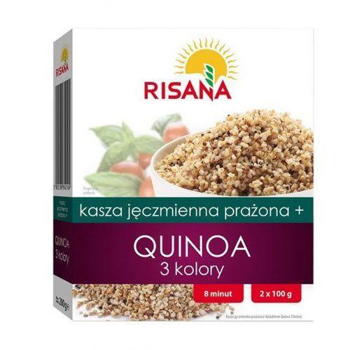 Sonko Quinoa 3 kolory risana 2x100 g (5902180620106)