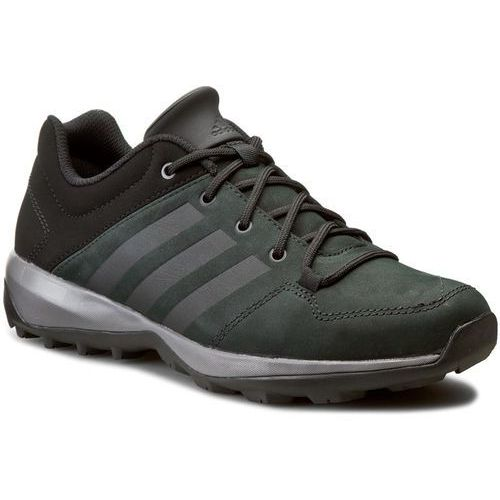Adidas Buty - daroga plus lea b27271 cblack/granit/cblack