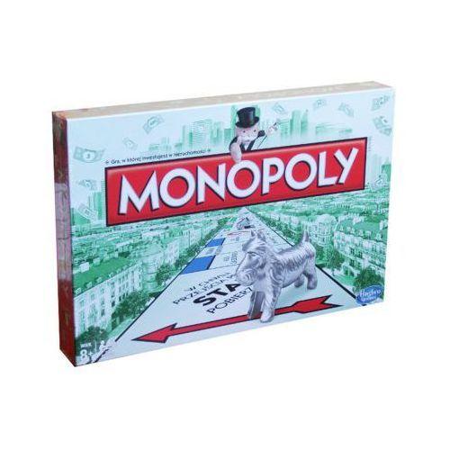 Hasbro Gra monopoly standard - darmowa dostawa od 199 zł!!! (5010994732554)