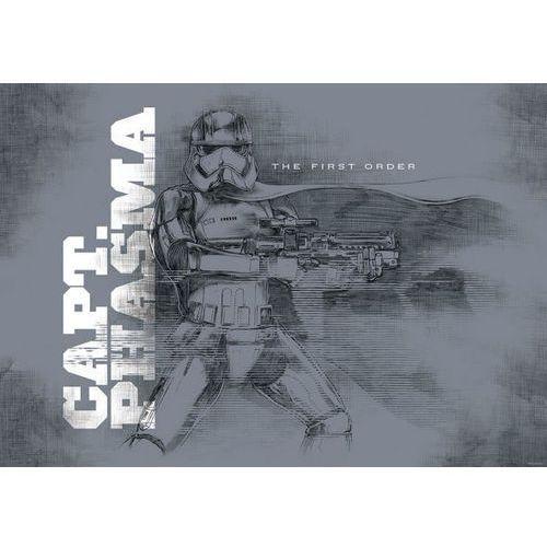 OKAZJA - Star wars 7 the force awakens - fototapeta marki Brak