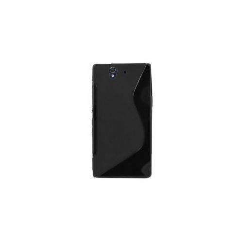 ADVANCED ACCESSORIES Etui S-Line GEL dedykowane do Sony Xperia Z - czarne Odbiór osobisty w ponad 40 miastach lub kurier 24h (5055393214454)