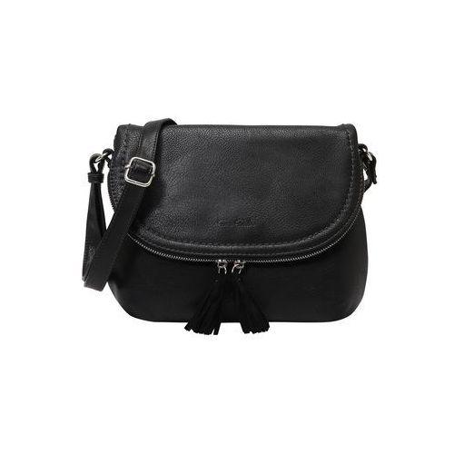 torba na ramię 'lari' czarny marki Tom tailor