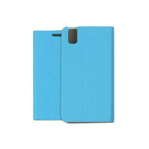 Etuo flex book Huawei shotx - pokrowiec na telefon - niebieski