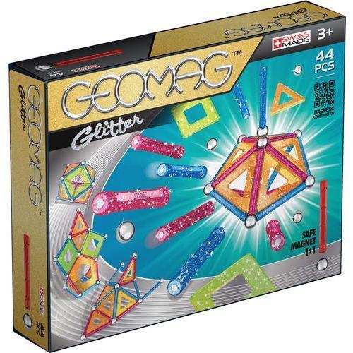 Geomag Glitter 44 - BEZPŁATNY ODBIÓR: WROCŁAW!