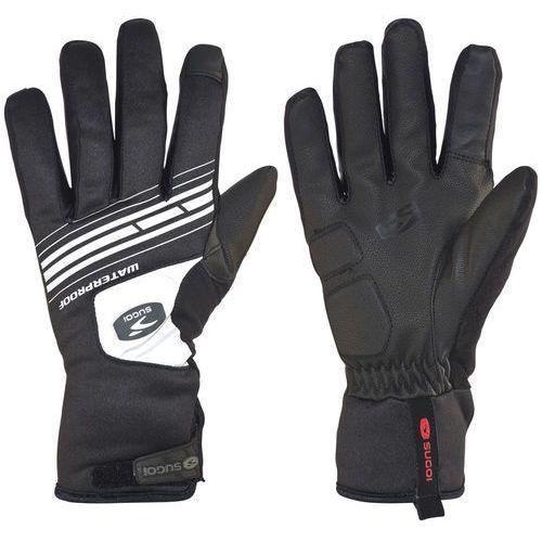 Sugoi zap subzero rękawiczka rowerowa kobiety czarny m 2018 rękawiczki zimowe (0673077034621)