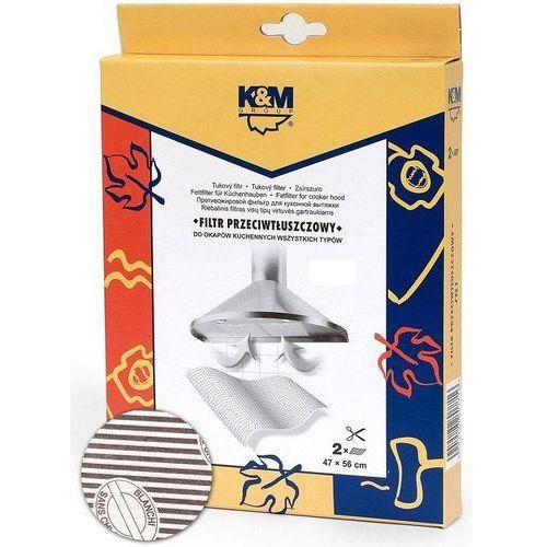 K&m Filtr ftł2 (2 szt.) (5902729060332)