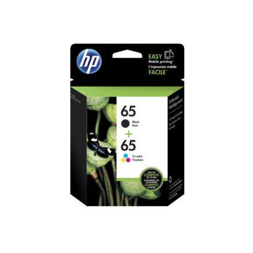 HP 2 tusz: Black 65, N9K02AN + Color 65, N9K01AN, T0A36AN