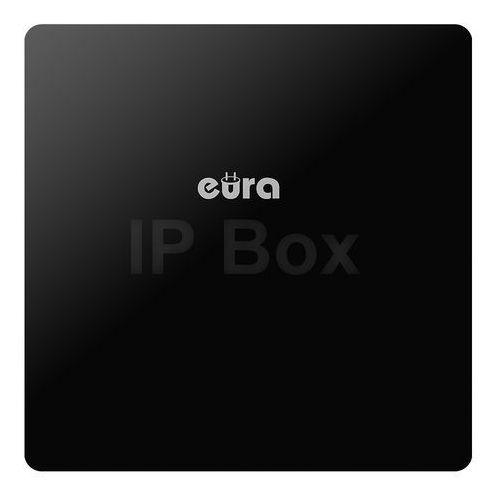BRAMKA IP IP BOX EURA VDA-99A3 EURA CONNECT - obsługa 2 kaset zewnętrznych, monitora i kamery (5905548276441)
