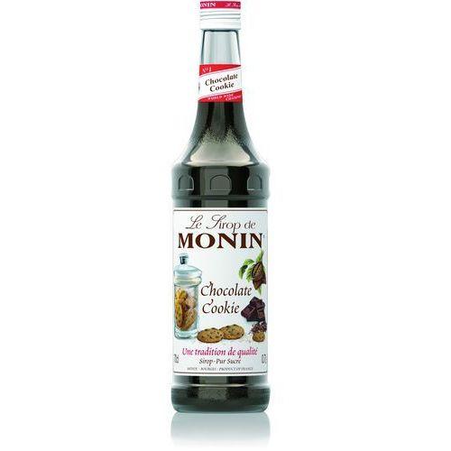 Monin Syrop ciastko czekoladowe chocolate cookie 700ml (3052910021153). Najniższe ceny, najlepsze promocje w sklepach, opinie.