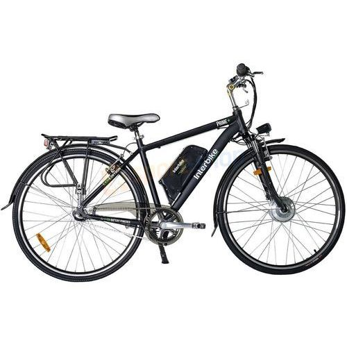 """Interbike Rower elektryczny prime 26"""" (czarny)"""